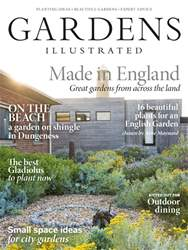 Gardens Illustrated issue July 2018