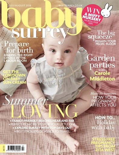 Baby Surrey Digital Issue
