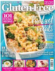 Gluten-Free Heaven issue Gluten-Free Heaven July