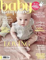 Baby Hampshire issue Baby Hampshire