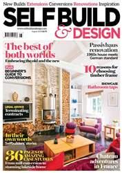 SelfBuild & Design issue August 2018