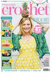 Inside Crochet issue Issue 103