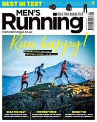 Men's Running issue August 2018
