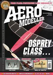 AeroModeller issue 056 July 2018