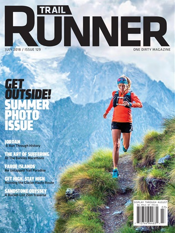 Trail Runner issue July 2018