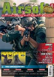 Airsoft Action issue August 2018