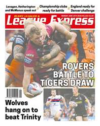League Express issue 3126