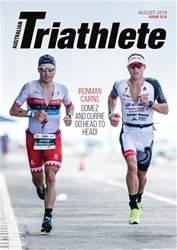 Australian Triathlete issue August 2018