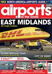 Airports of the World issue   July/August 2018