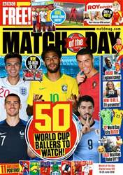 Match of the Day issue Issue 510
