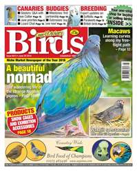 Cage & Aviary Birds issue 20th June 2018