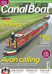 Canal Boat issue Aug-18