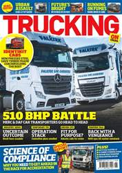 Trucking Magazine issue Summer 2018