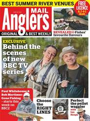 Anglers Mail issue 19th June 2018