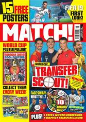 Match issue 19/06/2018
