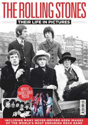 The Rolling Stones - Their Life in Pictures Magazine Cover