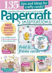Papercraft Inspirations issue August 2018
