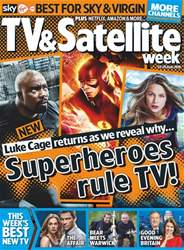 TV & Satellite Week issue 23rd June 2018