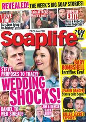 Soaplife issue 23rd June 2018