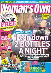 Womans Own issue 25th June 2018