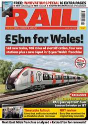 Rail issue Issue 855