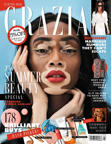Grazia issue Issue 684