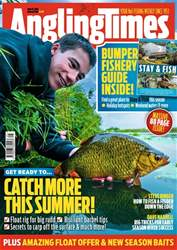Angling Times issue 19th June 2018
