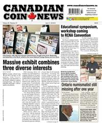 Canadian Coin News issue V56#07 - July 10