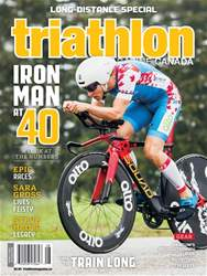 Triathlon Magazine Canada issue Volume 13 Issue 4