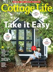 Cottage Life issue SUMMER 2018