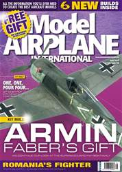 Model Airplane International issue 156 July 2018