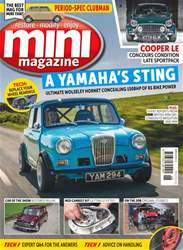 Mini Magazine issue Summer 2018