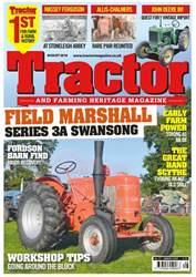 Tractor & Farming Heritage Magazine issue August 2018