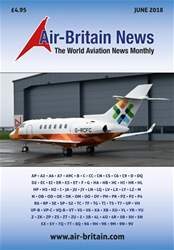 Air Britain Magazine issue Jun-18