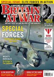 Britain at War Magazine issue   July 2018