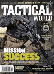 Tactical World issue Summer/Fall 2018