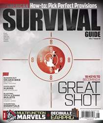 American Survival Guide issue August 2018