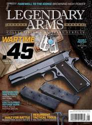 Legendary Arms 2018 issue Legendary Arms 2018