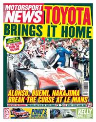 Motorsport News issue 20th June 2018