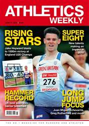Athletics Weekly issue 21 June 2018