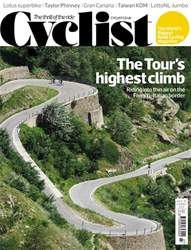 Cyclist issue Summer 2018