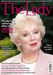 The Lady issue 22 June 2018