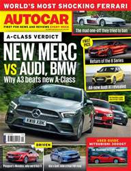 Autocar issue 20th June 2018