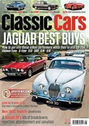 Classic Cars issue August 2018
