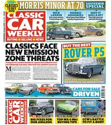 Classic Car Weekly issue 20th June 2018