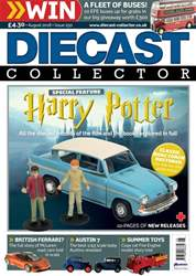 Diecast Collector issue August 2018