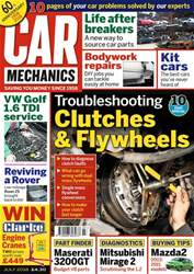 Car Mechanics issue July 2018