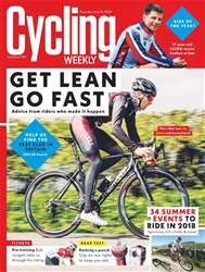 Cycling Weekly issue 21st June 2018