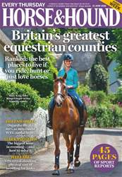 Horse & Hound issue 21st June 2018