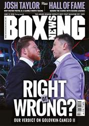 Boxing News issue 19/06/2018